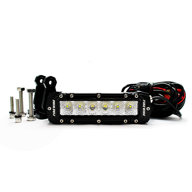 ZZ Diesel: Dodge 2004 5 2007 5 9l Cummins LED Light Bars