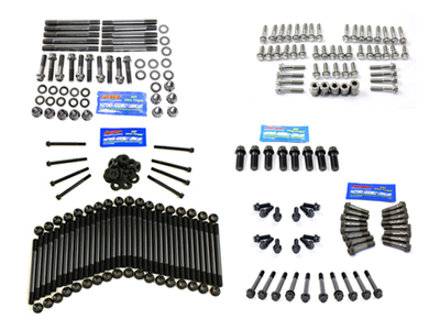 10423 ARP Engine Hardware Kit, LB7, with ZF6 Manual TransmissionMedium