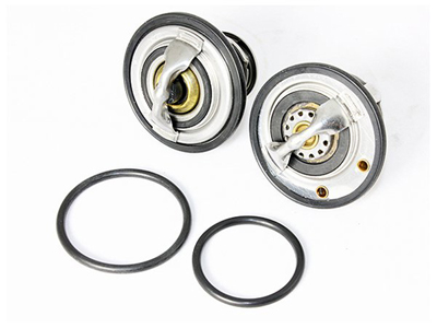 10428 Thermostat Kit, LB7 LLY LBZ LMM, 2001-2010, DuramaxMedium