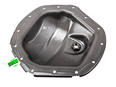 "12471446 Rear Axle Housing Cover, 11.5"" - 2001-2011 DuramaxMedium"