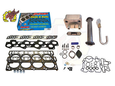 93538 Deviant 93538 Stage 1 Complete 18mm 6.0 Head Gasket Parts Kit With EGR UpgradeMedium