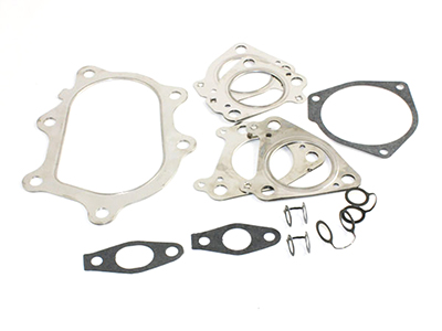 ZZ-0027 OE Turbo Install Gasket Kit, California Emissions, 2001-2004 GM 6.6L Duramax LB7 Medium