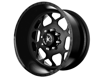 AFBBSSW AMERICAN FORCE BLACK BISON SS WHEEL *CALL TO ORDER*Medium