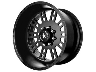 AFBFNSSW AMERICAN FORCE BLACK FUSION SS WHEEL *CALL TO ORDER*Medium