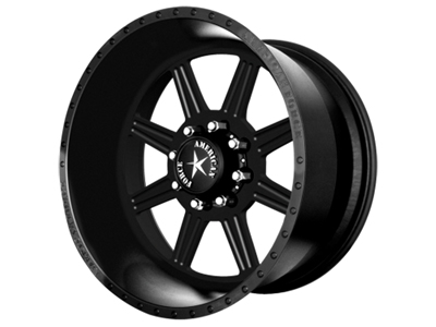 AFBHOSSW AMERICAN FORCE BLACK HERO SS WHEEL *CALL TO ORDER*Medium