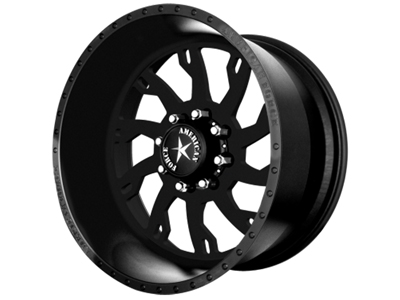 AFBRSSW AMERICAN FORCE BLACK RAPTOR SS WHEEL *CALL TO ORDER*Medium
