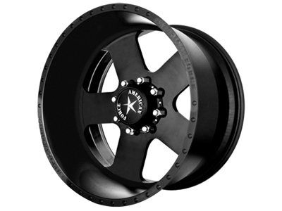 AFBTSSW AMERICAN FORCE BLACK TARGET SS WHEEL *CALL TO ORDER*Medium