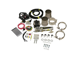 "BD1028040 BD-POWER 1028040 4"" REMOTE MOUNT EXHAUST BRAKE UNIVERSAL - FOR 4"" EXHAUST SYSTEMSSmall"