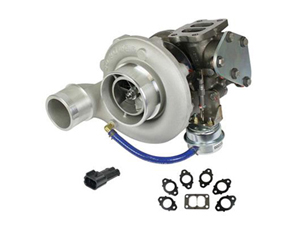 BD1045161 BD-Power 1045161 Killer B Turbo - 2003-2007 Dodge 5.9L Cummins (Uses Factory Exhaust Elbow)Small