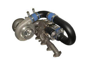 BD1045455 BD-POWER 1045455 R850 TWIN TURBO UPGRADE KIT - 2003-2007 Dodge 5.9L Cummins w/ Super B SpecialSmall