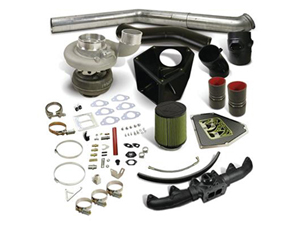 BD1045717 BD-POWER 1045717 RUMBLE B S366SX-E TURBO KIT - 2003-2007 Dodge 5.9L Cummins (550HP-650HP)Small