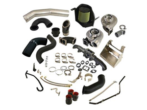 BD1045794 BD-POWER 1045794 COBRA TWIN TURBO KIT S486/S366SX-E - 2003-2007 Dodge 5.9L CumminsSmall