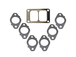 BD1045986-T6 BD-POWER 1045986-T6 EXHAUST MANIFOLD GASKET KIT 1998.5-2017 DODGE 5.9L/6.7L CUMMINS (T6 MANIFOLD)Small
