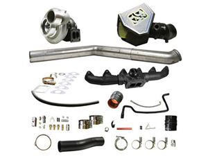 BD1045710 BD-POWER 1045710 RUMBLE B S467 TURBO KIT - 2003-2007 Dodge 5.9L Cummins (500HP-650HP)Small