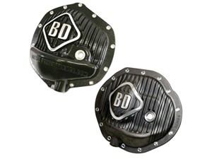 BD1061827 FRONT & REAR DIFFERENTIAL COVER PACK 2003-2013 DODGE RAM 2500 4WD | 2003-2012 DODGE RAM 3500 4WDSmall
