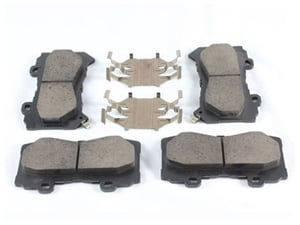 171-1153 OEM AC Delco Front Brake Pads, LWN 2.8L, 2016+Small