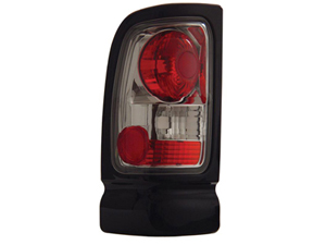 AZ211046 ANZO DODGE RAM TAILLIGHTS (CHROME) 211046 1994-2002 DODGE RAM 2500/3500Small