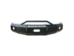 IC22-425-05 IRON CROSS 22-425-05 HD PUSH BAR FRONT BUMPER 2005-2007 FORD F-250/350/450 SUPER DUTYSmall
