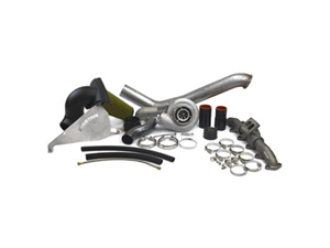 II227414 INDUSTRIAL INJECTION 227414 S467.7 2ND GEN SWAP TURBO KIT (.90 A/R) - 2003-2007 Dodge 5.9L CumminsSmall