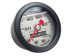 "SD00100 1.5"" 100psi Liquid Filled Pressure GaugeSmall"
