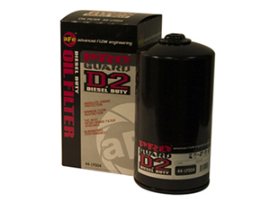 AFE44-LF004 AFE PRO GUARD D2 OIL FILTER (SPIN ON) 44-LF004 - 1994-2003 Ford 7.3L PowerstrokeSmall