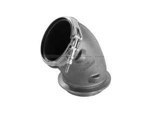 AFE46-60057 AFE 46-60057 TURBINE ELBOW REPLACEMENT - 2003-2007 Dodge 5.9L CumminsSmall