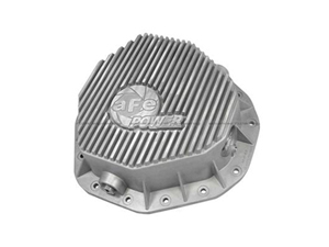 AFE46-70090 AFE 14-10.5 DIFFERENTIAL COVER (RAW FINISH) 2003-2005 5.9L cumminsSmall