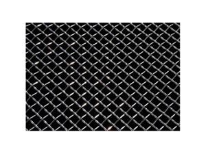 "TR54009 T-REX 54009 POLISHED STAINLESS STEEL UNIVERSAL WIRE MESH SHEET UNIVERSAL - 12"" X 40""Small"