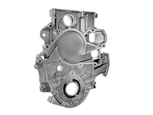 YC3Z-6019-BA FORD YC3Z-6019-BA GENUINE OEM TIMING COVER EXCURSION. F350. F250 PICK-UP. 7.3L TURBO DIESEL, FROM 5/99Small