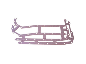 4337616 GASKET, OIL PAN - CUMMINS ('89-'02, 5.9L)Small