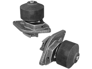 75-4402 MAGNUM 5.9/6.7 CUMMINS DODGE / RAM WATER PUMP WITH OPEN 5-BLADE IMPELLERSmall