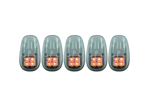 AZ861097 ANZO 861097 CLEAR LED CAB LIGHTS 1999-2002 DODGE RAM (WITH FACTORY CAB LIGHTS)Small