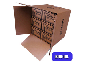 88-0014 S&B Precision II: 6 Pack (Blue Oil)Small