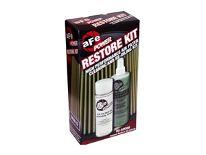 AFE90-50000 AFE 90-50000 AIR FILTER RESTORE KIT - AEROSOL (GOLD)Small