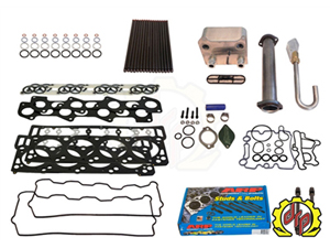 93520 Deviant 93520 Stage 2 Complete 6.0 20MM Head Gasket Parts Kit With EGR UpgradeSmall