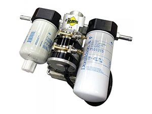 BD Diesel 1050311DF Flow-Max Fuel Lift Pump With Filter & Separator, 2010-2012 Dodge 6.7L Cummins Thumbnail