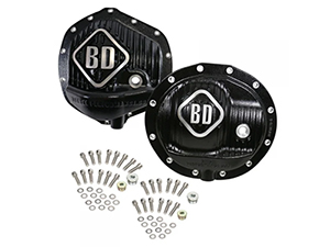BD Diesel 1061829 Front & Rear Differential Cover Pack, 2014-2018 Dodge Ram 2500, 2013-2018 Dodge Ram 3500 Thumbnail