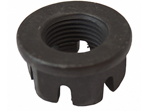 OEM F2TZ3A049A Upper Ball Joint Retainer Nut, 1999-2004 Ford 7.3L 6.0L Powerstroke Thumbnail