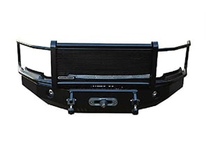 IRON CROSS 24-425-05 HD GRILLE GUARD FRONT BUMPER 2005-2007 FORD F-250/350/450 SUPER DUTY Thumbnail