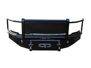 IRON CROSS 24-425-99 HD GRILLE GUARD FRONT BUMPER 1999-2004 FORD F-250/350/450 SUPER DUTY Thumbnail
