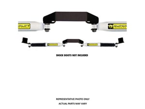 92625 SUPERLIFT 92625 Dual Steering Stabilizer Kit - Superide (Hydraulic) - 1999-2004 Ford F-250/350 and Excursion 4WDSmall