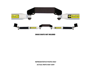 92694 SUPERLIFT 92694 Dual Steering Stabilizer Kit - Superide (Hydraulic) - 2008-2018 Ford F-250/350 Super Duty 4WDSmall