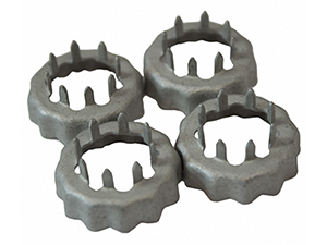 OEM W711374S439 Tie Rod and Draglink Nut Retainers, Pack of 4, 1999-2020 Ford 7.3L 6.0L 6.4L 6.7L Powerstroke Thumbnail