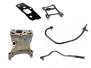 Turbo Retrofit 2015+ Style Install Kit, 2011-2014 Ford 6.7L Powerstroke Thumbnail