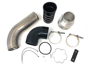 ZZ-11-W-01 ZZ DIESEL INTERCOOLER PIPE OEM UPGRADE FOR FORD POWERSTROKE 6.7L 2011-2015Small