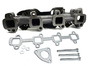ZZ Diesel ZZ-674-736 Right Side Exhaust Manifold Thumbnail