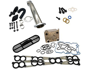 ZZ-ECD-1-FORD ZZ DIESEL POWERSTROKE SOLUTION EGR UPGRADE, OIL COOLER AND INTAKE GASKETS 2003-2007 FORD 6.0L POWERSTROKESmall