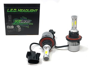 ZZ Diesel H13 LED Bulb Kit Thumbnail