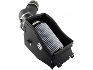 AFE51-10062 AFE PRO DRY S STAGE 2 EZ INTAKE SYSTEM 51-10062 1999.5-2003 FORD 7.3L POWERSTROKESmall