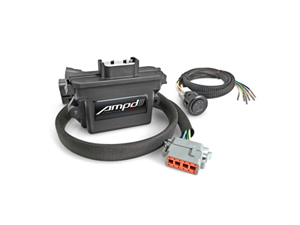 EP38861-D EDGE PRODUCTS AMP'D THROTTLE BOOSTER WITH SWITCH 2005-2006 DODGE 5.9L CUMMINSSmall